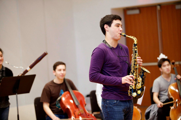 After national tour as saxophonist, DeMatha's Chad Lilley named Presidential Scholar in the arts