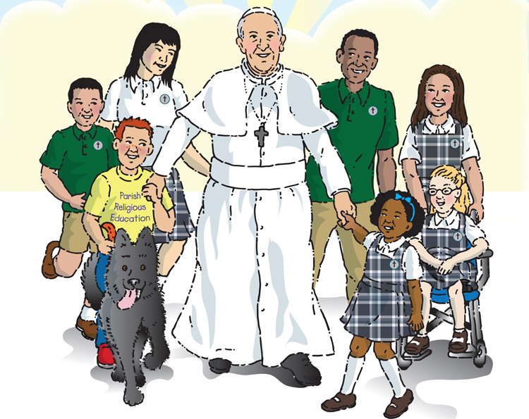 Catholic schools can 'Walk with Francis'